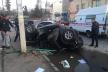 У мережі показали момент аварії в Надвірній