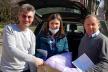 «Стоп коронавірус. Рівне»: волонтери допомагають медикам (ВІДЕО)