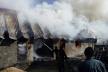 На Дубенщині палав будинок