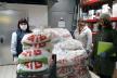 Малозабезпечені жителі Рівненщини отримують продуктові пакети