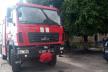 В Ожежині рятувальники визволили з вогню літню власницю помешкання