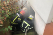 У Рівному ледь не згорів багатоквартирний житловий будинок (ФОТО)