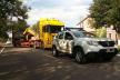 Рівненські рятувальники відправили на Прикарпаття важку інженерну техніку (ФОТО)