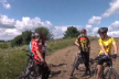 Швидкісну трасу, яку три роки будували корецькі велосипедисти, зруйнували (ВІДЕО)
