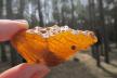 На Рівненщині продали дозволи на легальний видобуток бурштину