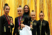 Рівненські гімнастки відкрили змагальний сезон (Фото)