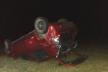 Біля Рівного авто врізалося у об'їзне кільце (Фото)