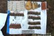 Понад тисячу одиниць боєприпасів вилучили правоохоронці на Рівненщині