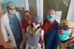 Лікарняні клоуни повернулися до рівненських пацієнтів (ФОТО)