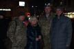 У центрі Рівного ветерани запалили 244 лампадки - вшанували героїв оборони Донецького аеропорту
