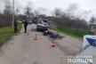 На Рівненщині п'яний водій мікроавтобуса насмерть збив скутериста