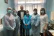 Працівників та мешканців пансіонатів Рівненщини щеплюють вакциною Pfizer-BioNTech