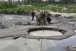 На «клондайках» у Вараському районі вилучили дев'ять мотопомп