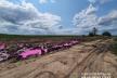 Правоохоронці розслідують забруднення земель поблизу села Колоденка Рівненського району (ФОТО)