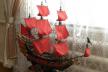 «Чорна перлина», «Летючий голландець», «Королева Анна» - майстер з Рівненщини дивує роботами