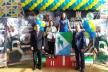 Сарненська патрульна здобула першість у своїй ваговій категорії в чемпіонаті України з гирьового спорту