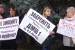 Рівненські УДАРівці підтримали педагогів музичної школи імені Лисенка