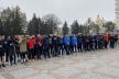 У Рівному правоохоронці, військові та рятувальники змагалися на День захисників та захисниць України