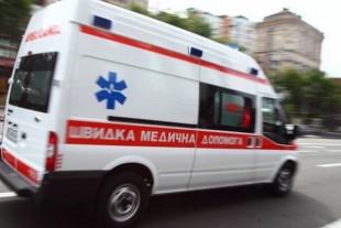 Рівнянина з інсультом медикам допомагали госпіталізувати рятувальники