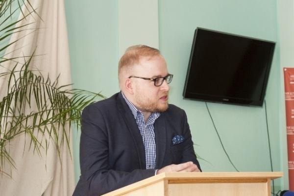 Лукаш Ясіна: «Україно-польські взаємини треба будувати на примиренні й співпраці»