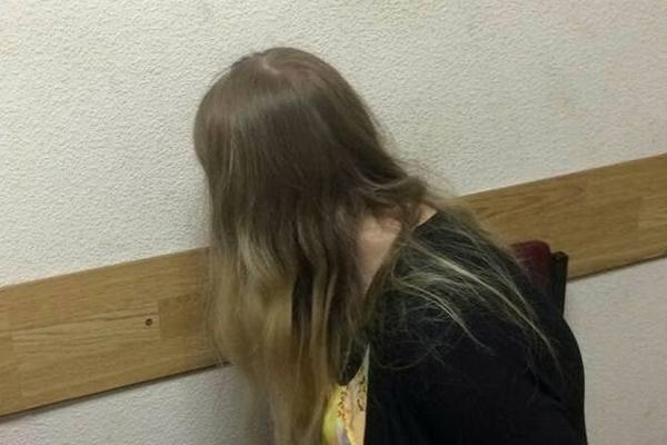 Поліцейські склали протокол на п'яну матір малолітнього хлопчика