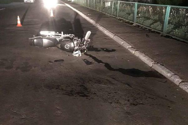 Рівненщина: на дорозі загинув молодий хлопець (Фото)
