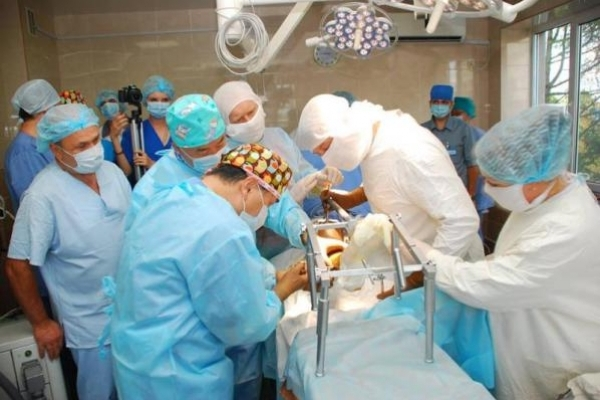 У Рівному на зустріч ортопедів та травматологів зібралися кращі фахівці України