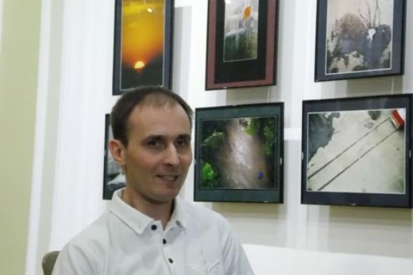 Фотовиставку «Глибини душі» Олександра Майструка презентували у Рівному