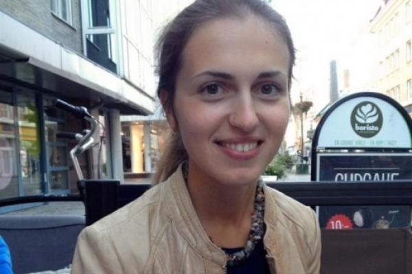 Рівнянка Юлія Присяжнюк опинилася в Швеції через напружену працю
