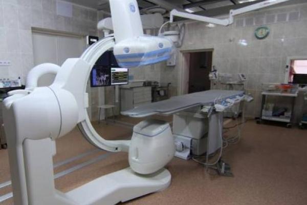 Для Рівненської міської центральної лікарні придбають ангіограф