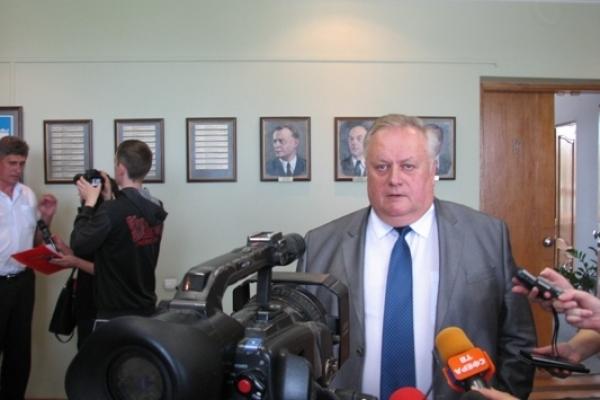 Володимир Хомко: «Ми нині так наоб'єднуємося, що не знатимемо як роз'єднатися!»
