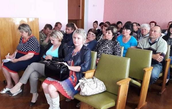 У Костопільському районі з'явиться ще одна об'єднана територіальна громада