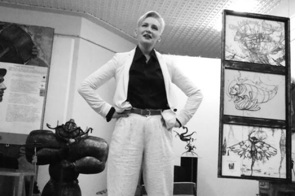 У Рівному Ірина Баковецька презентувала нову книгу