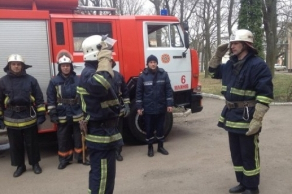 Вогнеборців з Рівненщини навчатимуть у Польщі