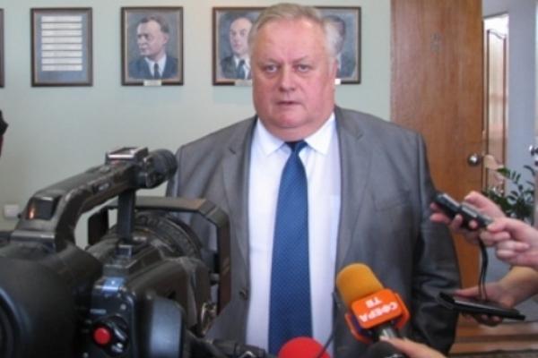 Міського голову Рівного Володимира Хомка нагородили Грамотою Кабінету Міністрів