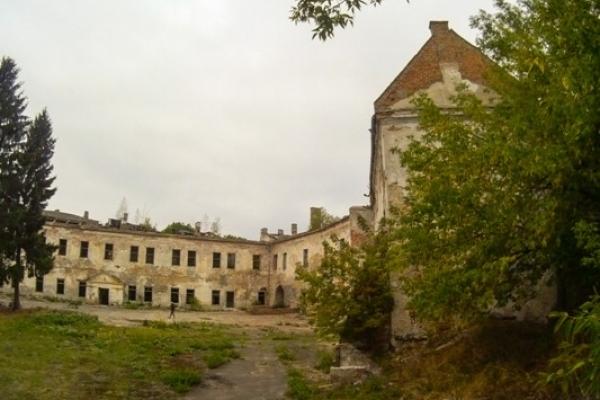 На Рівненщині молодь організувала в Клеванському замку толоку