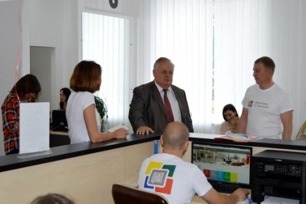 Рівненський ЦНАП готовий до видачі паспортів