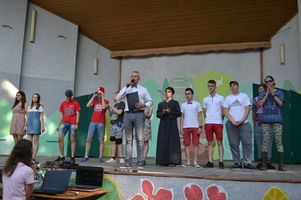 У Рівному стартував Літній Кубок КВН «КРОК» «Право на сміх!»