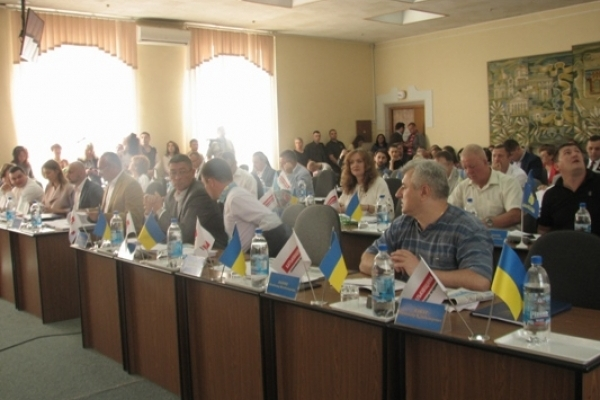 Рівненські депутати підтримали програму порятунку озера Басів Кут і вирішили багато різних питань для міста і містян
