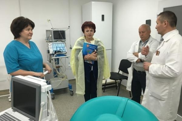 У Рівному відкриють сучасну ембріологічну лабораторію (Фото)