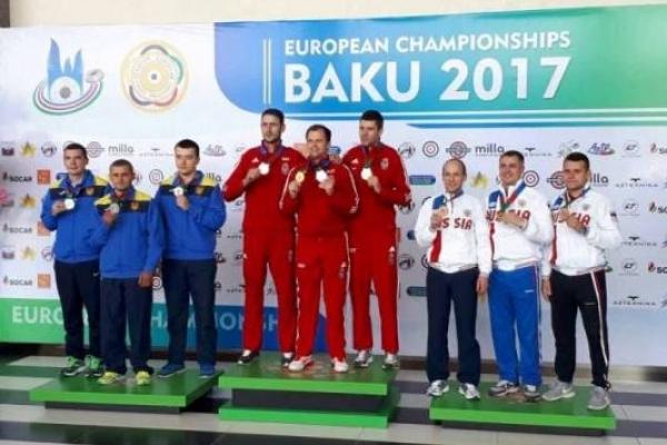 Рівненський спортсмен представляє Україну на чемпіонаті Європи
