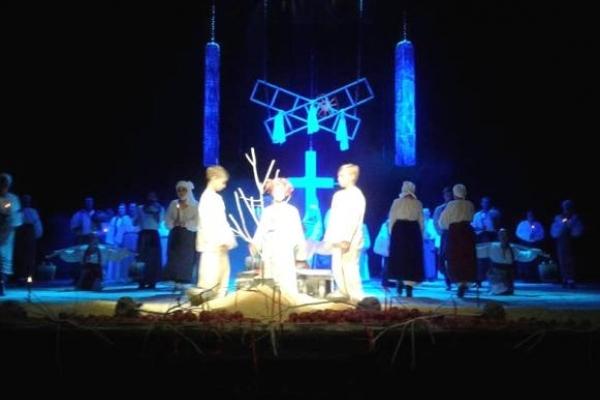 Фінальна вистава у Рівненському драматичному «Маруся Чурай»