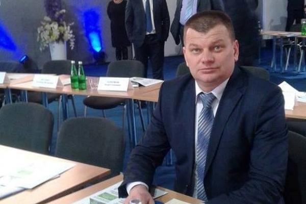 Голову Зарічненської РДА Анатолія Смаглюка нагородили медаллю