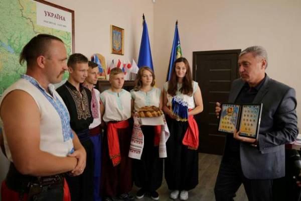 Рівненські козаки побували на Луганщині й Донеччині