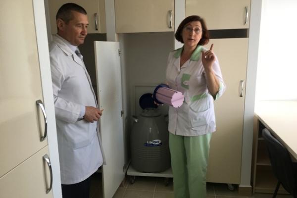На Рівненщині з'явиться оновлена ембріологічна лабораторія