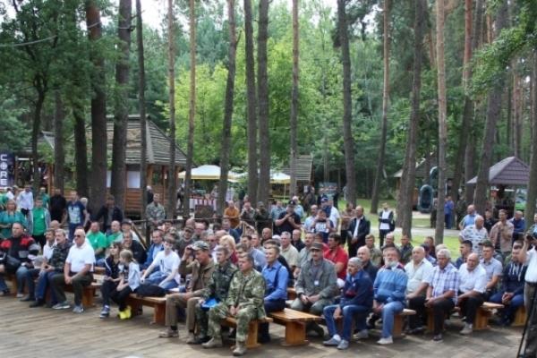 29 липня на Рівненщині відбувся Перший  Український мисливський форум