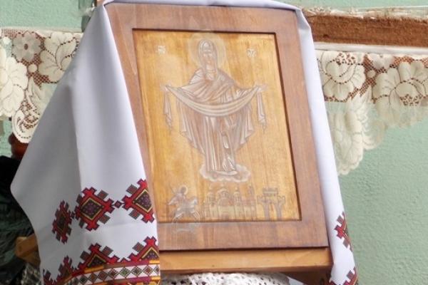Покровительку Рівного зобразив молодий рівненський іконописець Андрій Цимко