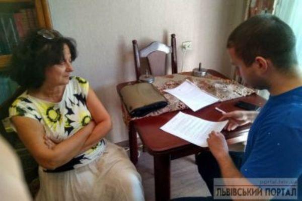 Рівняни мають знати: у дочки нашого земляка Бориса Возницького проводять обшук