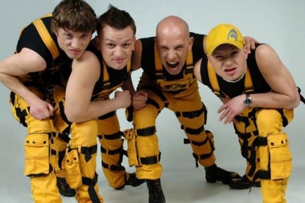 Рівненський гурт «OT VINTA» запалив головну сцену «Бандерштату»