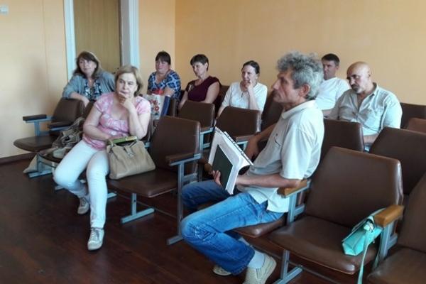 У Сарненському районі активно працюють над створенням Селищанської ОТГ